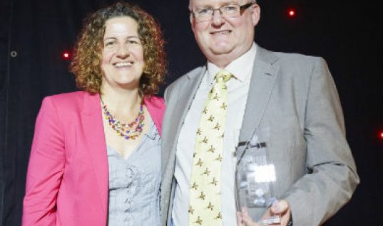 GROUPAUTO and UAN gala dinner and awards evening success