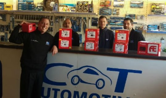 Autoelectro thrilled with customer reaction to digital radio promotion