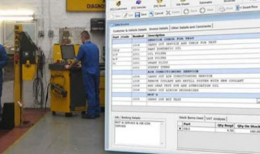 Free Garage Data Systems trial and onsite demo