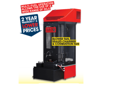 Save On Multi Fuel Oil Heaters At Gsf Car Parts Garagewire