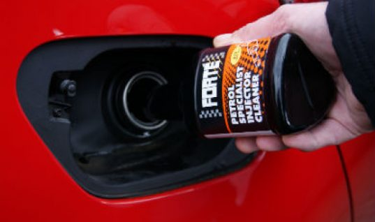 Forte introduces complete petrol system clean