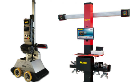 Future-­proof alignment solutions from Corghi