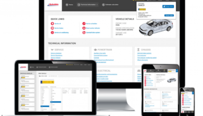 Latest Autodata features and enhancements announced