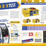 The GYS battery technical guide is available now, click 'more details' below.