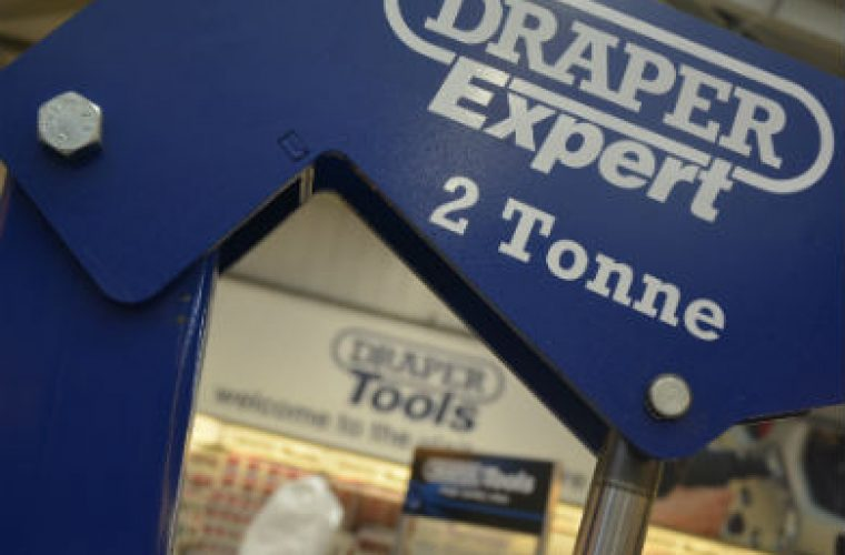 Video: GWTV gets access-all-areas at Draper Tools HQ