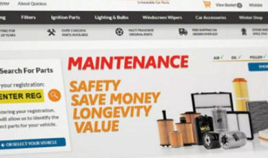Multi-branch parts distributor praises MAM e-commerce solutions