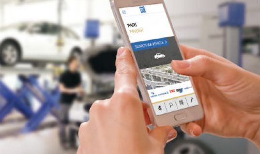 New ZF Aftermarket app gives instant spare parts info