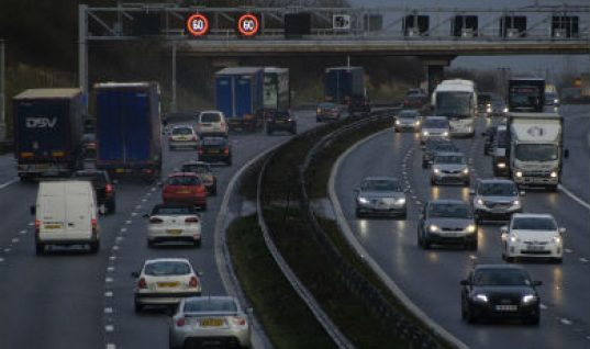Government review smart motorways following 38 deaths
