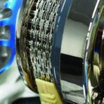 Schaeffler's CVT chain: This innovation was first used in the so-called 'Multitronic' transmission in Audi's A6 models in 1999.