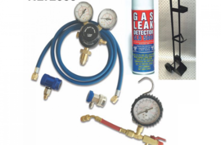 Save ten per cent with air-con gauge set at Prosol