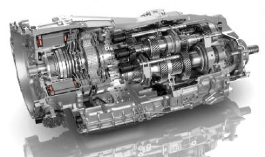 ZF launches 8-speed dual clutch transmission for sports vehicles