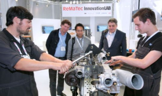 Over 1M product solutions and tech innovations at ReMaTec 2017