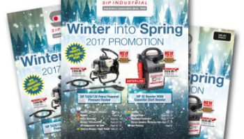 SIP launches new 'winter into spring' promotion