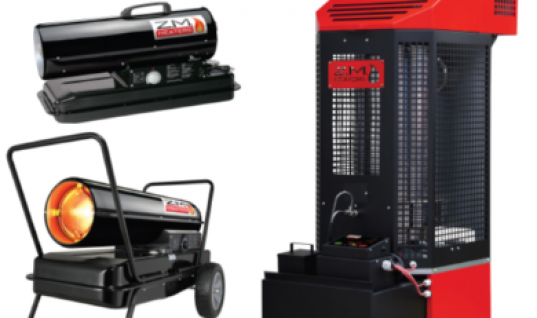Great value workshop heating solutions at GSF Car Parts