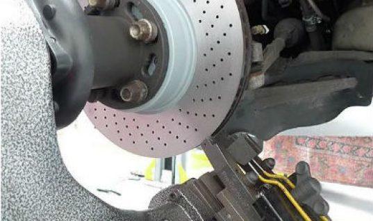 Brake lathe resolves brake judder, says specialist