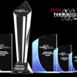 TerraClean awards.