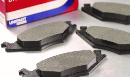 Unipart brake pad additions cover 2.8M applications