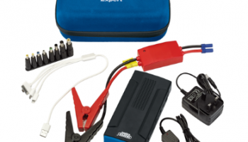 Draper Expert launches new lithium jump starter/chargers
