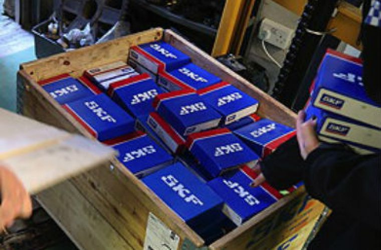 Fake bearings seized in trading standards sting