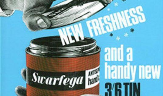 Renowned 'green hand gel' brand, Swarfega celebrates 70 years