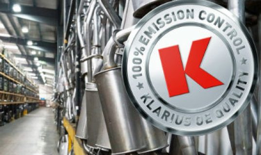 Klarius becomes one of the first to attain new certification