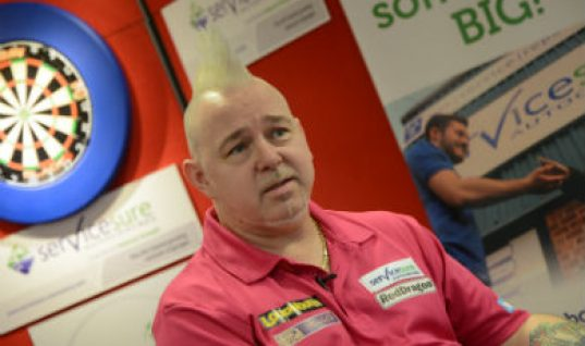 Servicesure announces sponsorship deal with Peter Wright