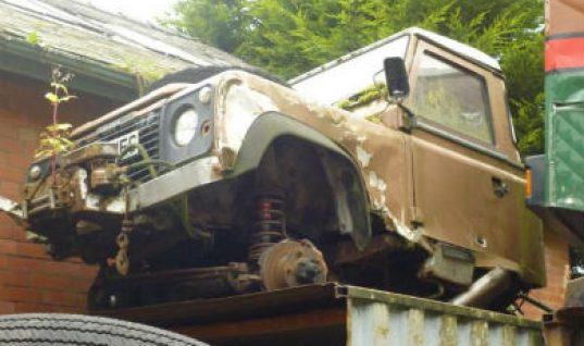Garage owner fined £17,760 after complaints about 'scrapyard'