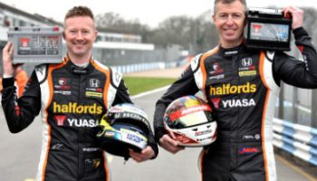Yuasa hunt for hat trick of successive BTCC titles
