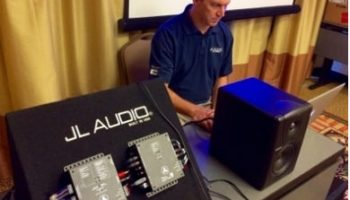 Roadshow training to bring knowledge for JL Audio network