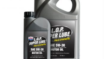 Lucas Oils launches L.O.P Super Lube for UK's family car market