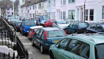Pavement parking ban considered by local councils
