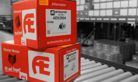 Autoelectro reveals latest NTR part numbers