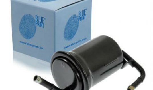 Blue Print offers fuel filter replacement solution
