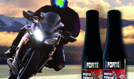 Forte launches motorcycle fuel treatments