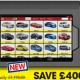 Save £400 on GE-TEC diagnostic unit at GSF Car Parts