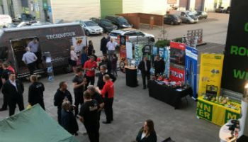 GSF host trade evening for garage customers