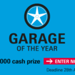 Place your entry before April 28, 2017 to be in with a chance of winning.