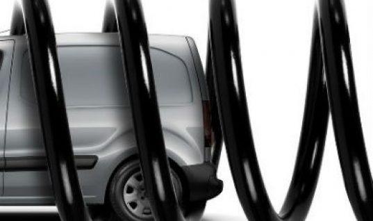 Kilen highlights LCV coil spring range
