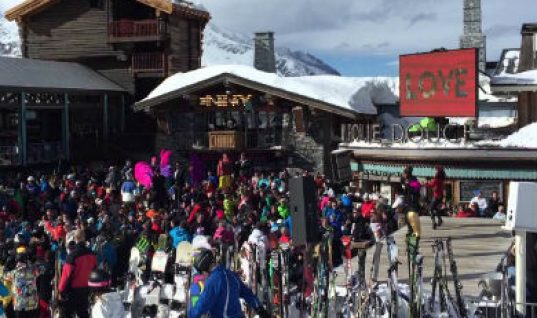 GSF host garage ski trip in French Alps