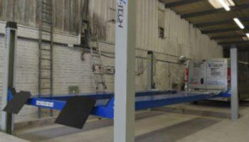 Garage equipment specialist announces five year warranty