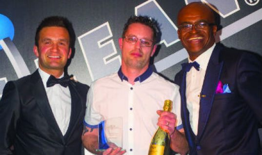 TerraClean awards provide night of 'pure entertainment'