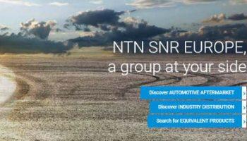 New NTN-SNR site brings easy access to tech info