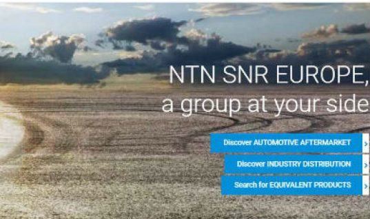 New NTN-SNR site brings easy access to tech info