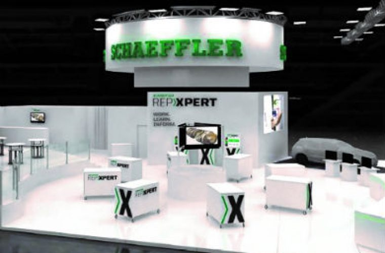 Schaeffler to star at Automechanika Birmingham