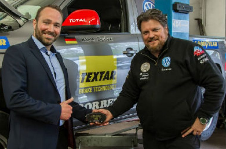 Textar supports world record attempt