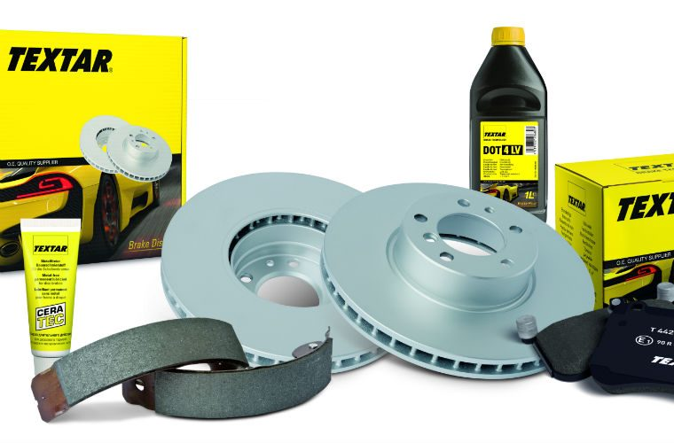 TMD Friction launches Textar brake brand for UK market