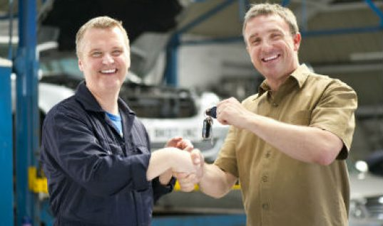 Welsh and Scottish motorists most likely to recommend their garage