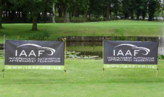 IAAF golf challenge raises money for automotive charity
