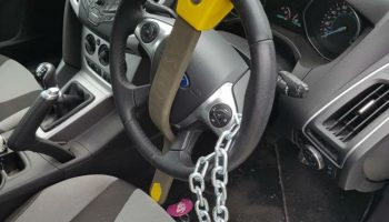 Ford owner takes extreme precautions to protect his car after keyless theft