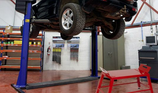 50 per cent off Vamag wheel alignment tables